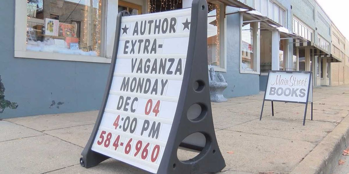 25 authors on hand at Hattiesburg bookstore for Author Extravaganza