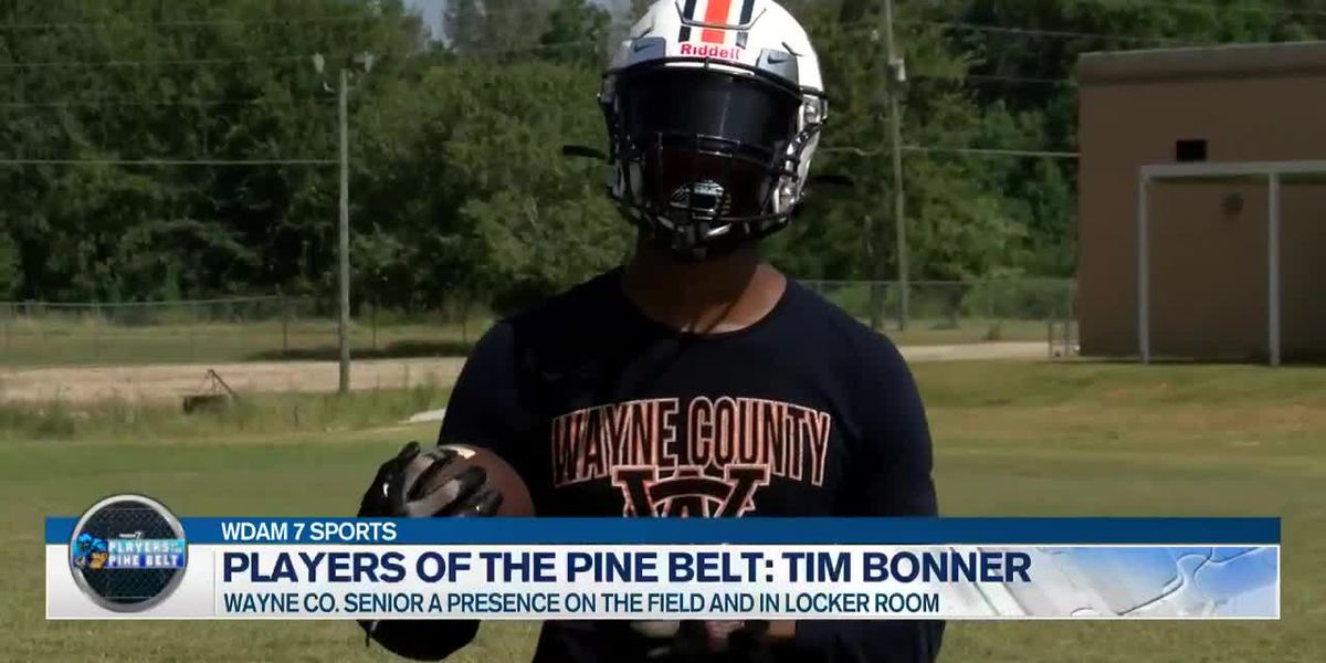 Players of the Pine Belt: Wayne County's Tim Bonner ready for larger role