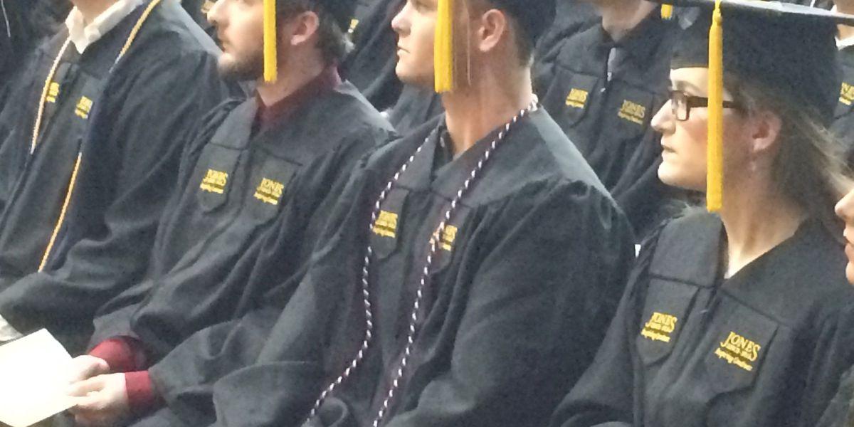 JCJC graduation features new honor for veterans