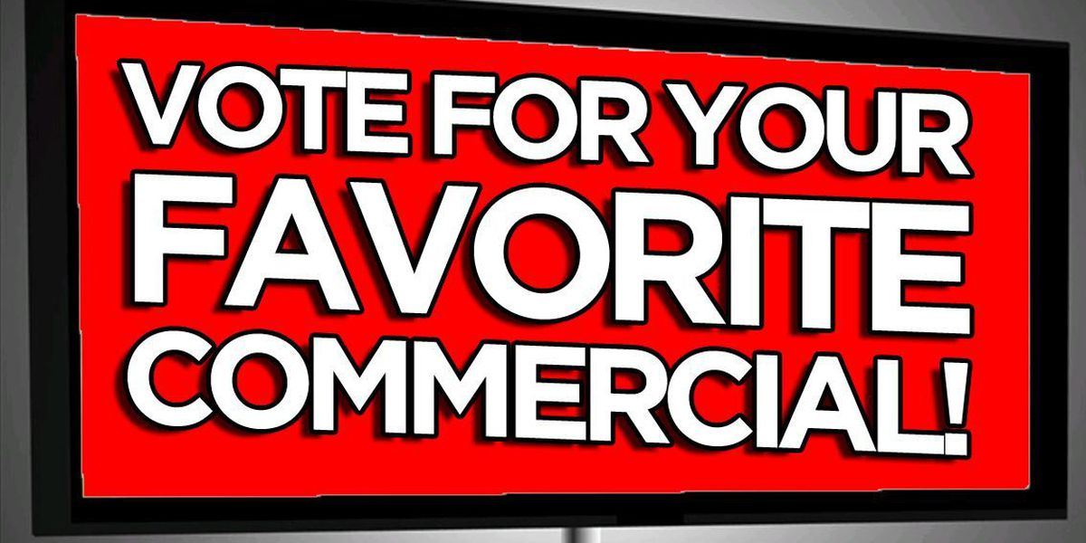 POLL: Which commercial would you watch?