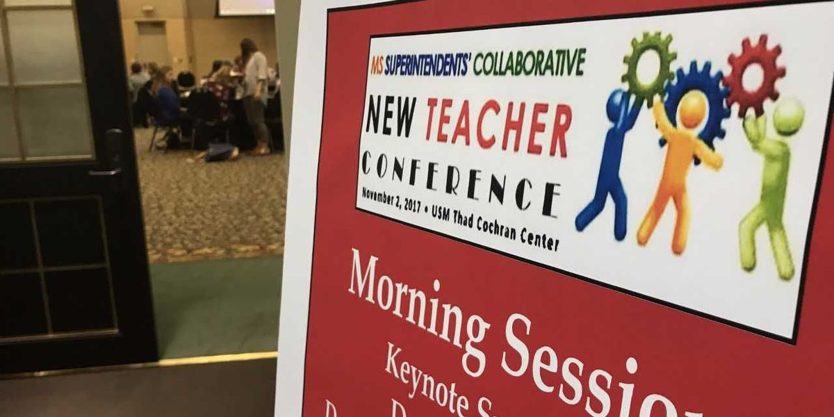 MS Superintendents' group hosts first new teacher conference