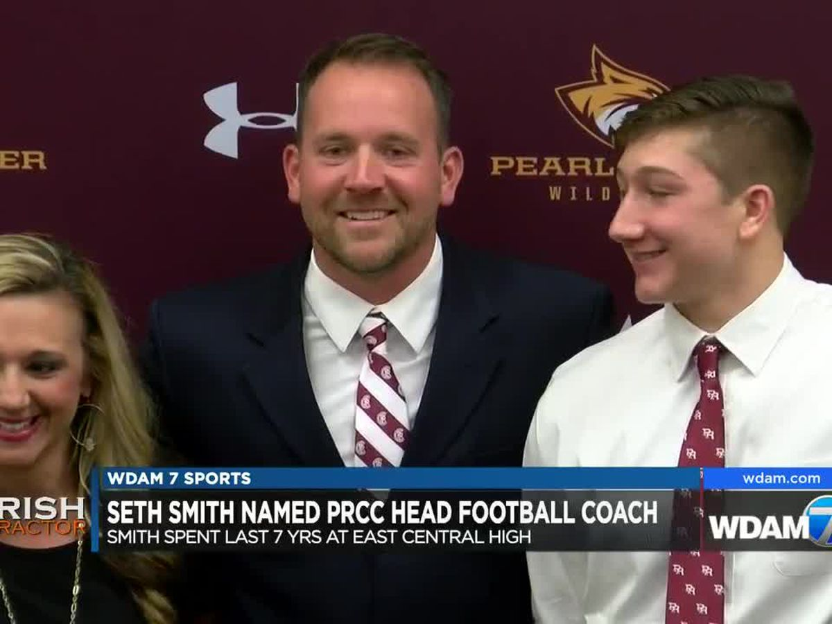 PRCC hires new football coach