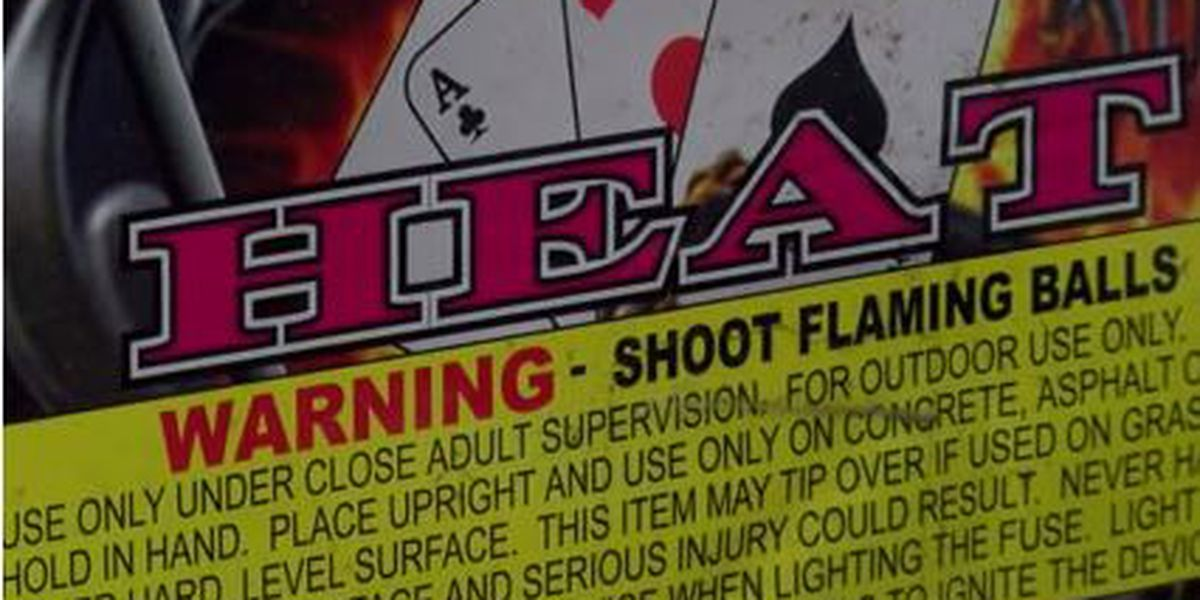 Shooting fireworks could get you into trouble in some Pine Belt cities