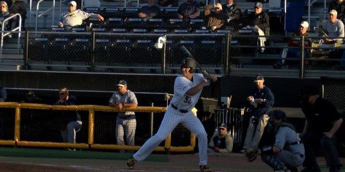 Freshman Matt Wallner leads No. 17 USM past FIU