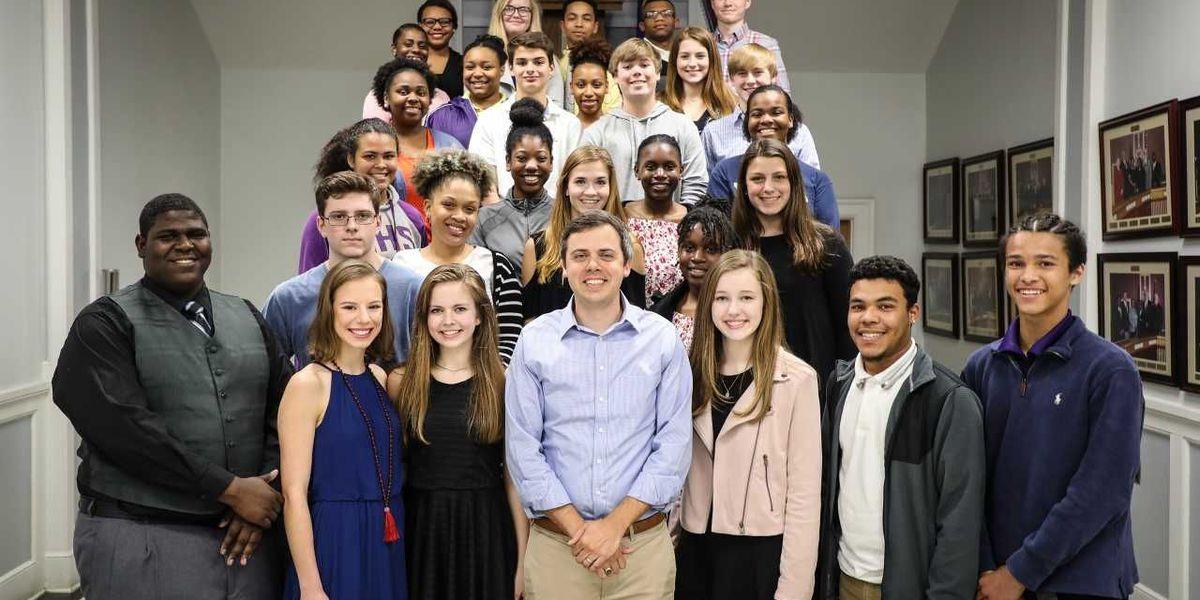 Hattiesburg announces 2018 Mayor's Youth Council