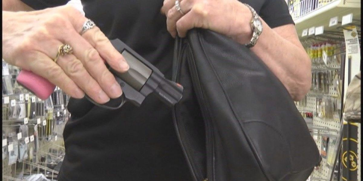 Bill would allow concealed weapons in church