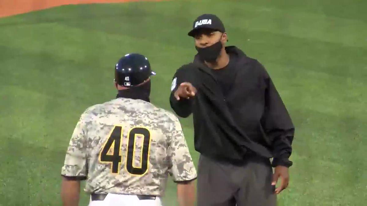 South Alabama sweeps season series from USM with Tuesday night shutout