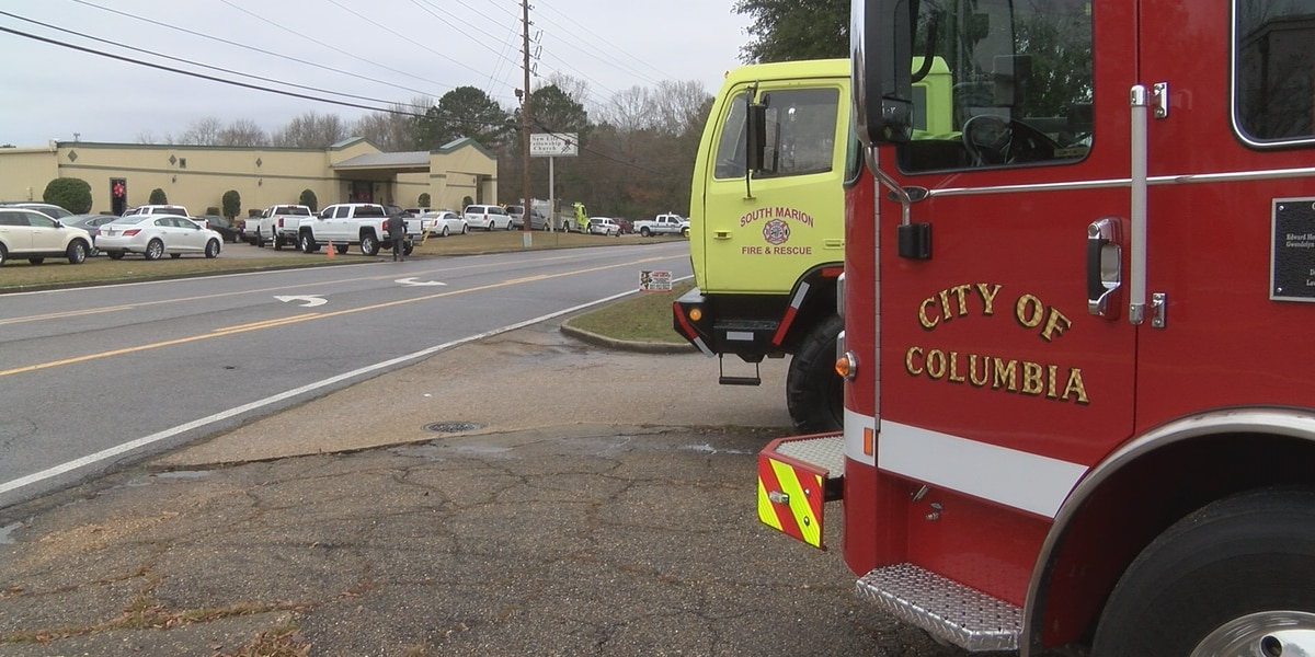 Funeral services held for Marion firefighter who died before Christmas