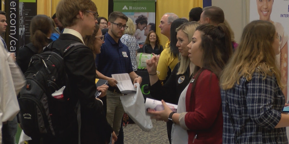 USM Career & Internship Expo brings students, potential employers together
