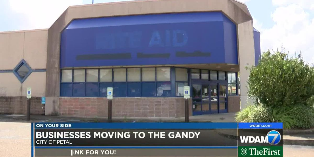 Downtown Petal businesses move to the Gandy