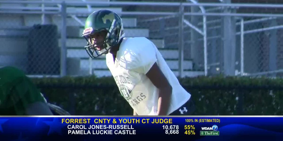 West Jones makes first state championship appearance