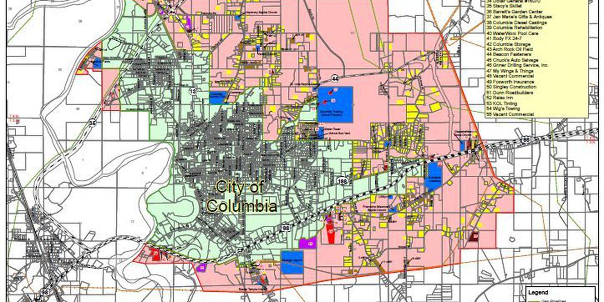 Columbia starts phase one of annexation study