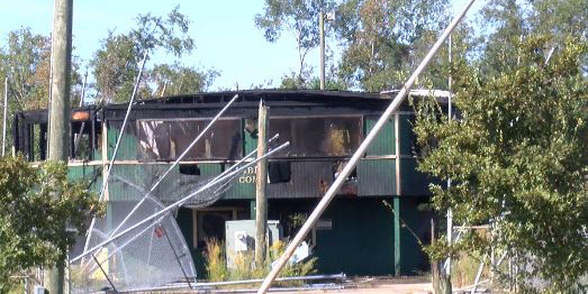 Suspicious fires at Timberton Softball Complex under investigation