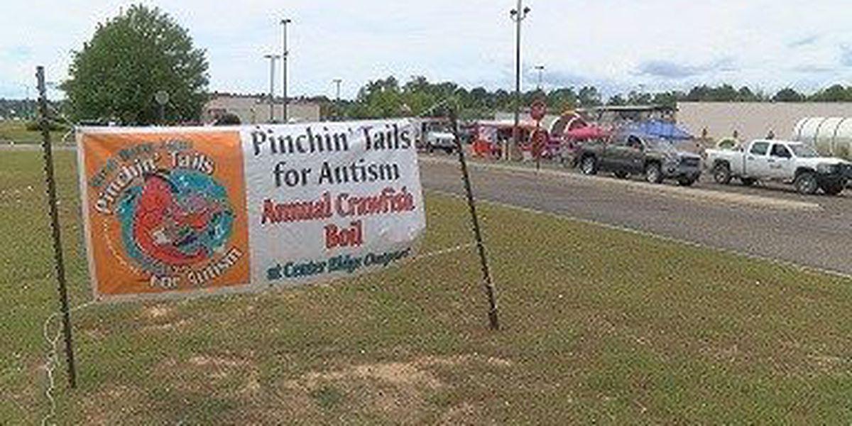 Autism awareness group hosts crawfish fundraising fest
