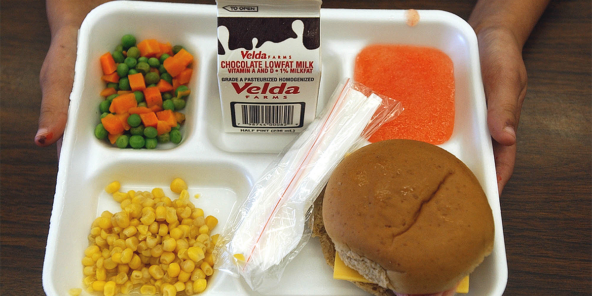 Trump administration rolls back Obama-era guidelines for school lunches