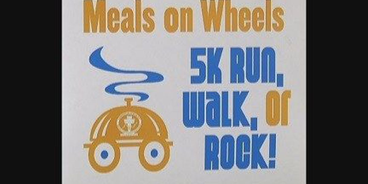 Christian Services hosting inaugural Meals on Wheels 5K event Saturday