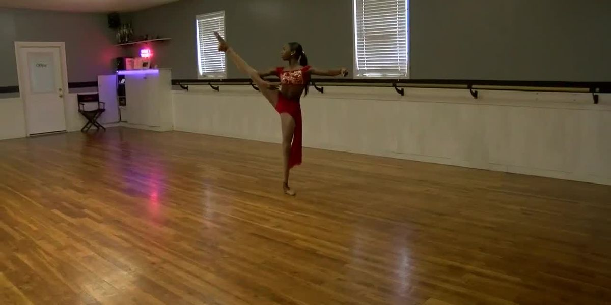 Pine Belt teen recognized nationally through dance