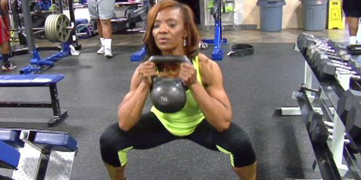 50-year-old female body builder proves age is but a number