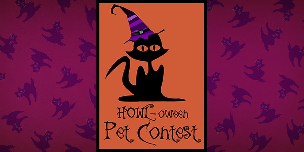 Howloween Pet Contest Rules
