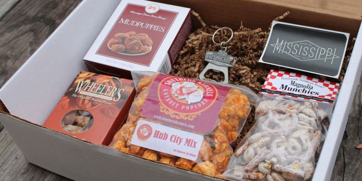 Mississippi in a box: New service creates unique gift experience