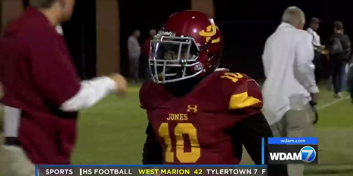Jones College pounds East Central, punches ticket to playoffs