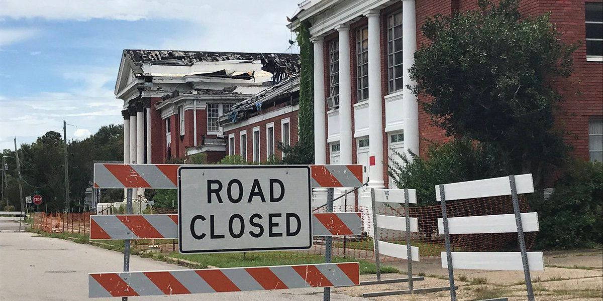 City of Hattiesburg approves bid, portion of Mt. Carmel will be demolished