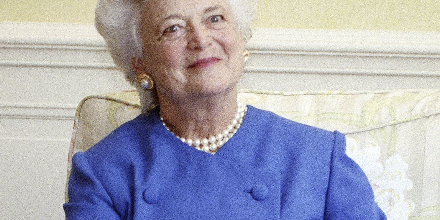 Barbara Bush blamed Trump for 'angst,' new book reveals
