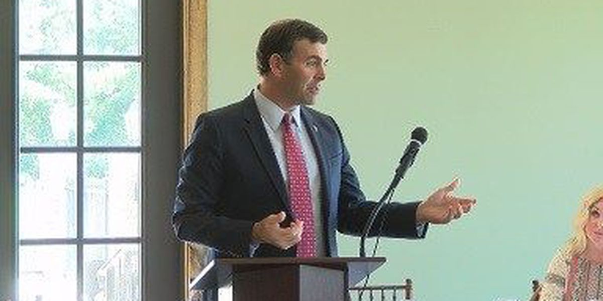 Secretary of State candidate speaks to Jones County GOP Women