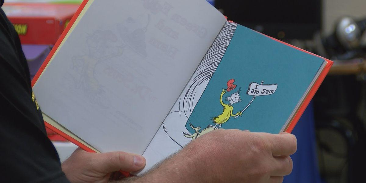Local schools celebrate Read Across America day