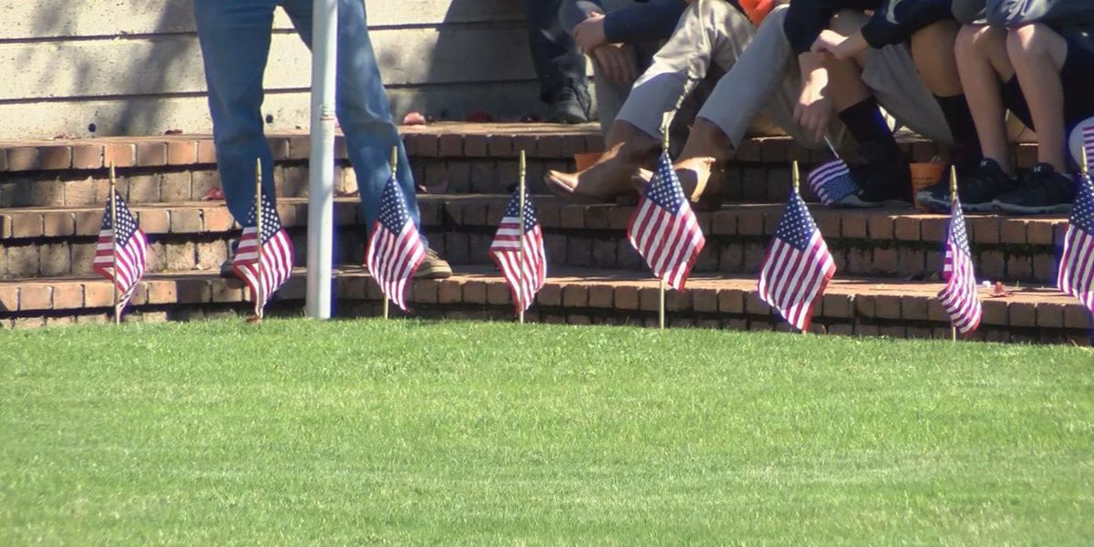 Hattiesburg hosts annual Veterans' Day Parade and Ceremony