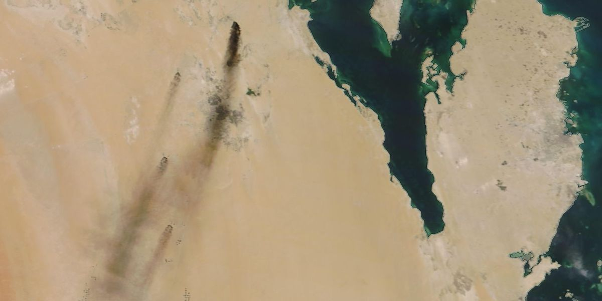 Saudi Arabia: Drone attacks knocked out half its oil supply
