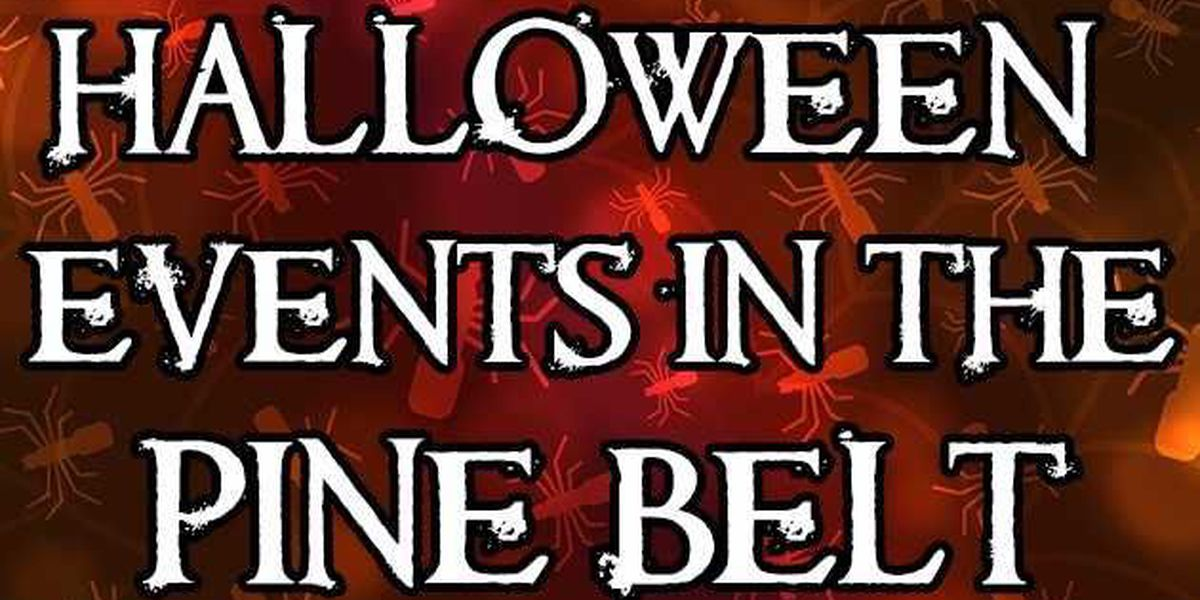 Halloween events in the Pine Belt