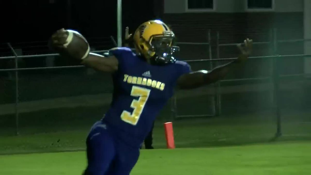 Players of the Pine Belt: Purvis RB Ty Badon to take on ...
