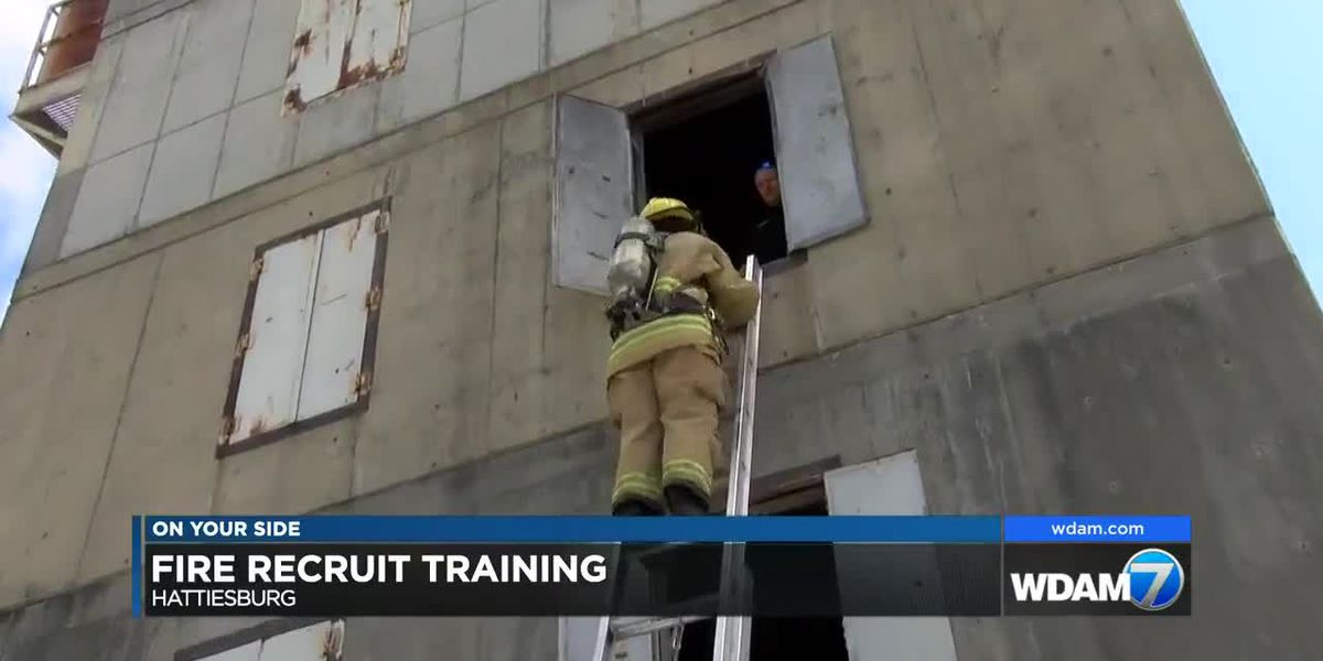 Hattiesburg Fire Department wrapping up spring training
