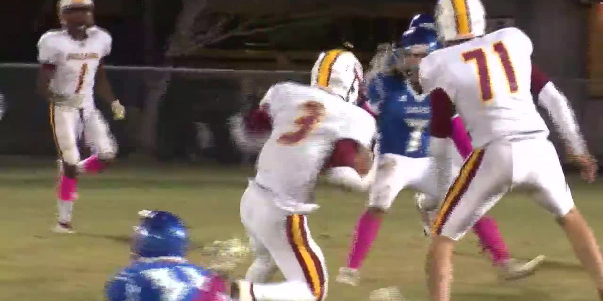 Perry Central at North Forrest highlights