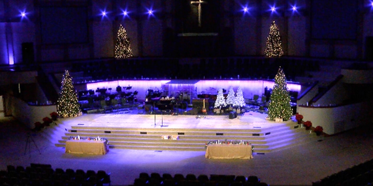 Churches in the Pine Belt celebrate Christmas Eve