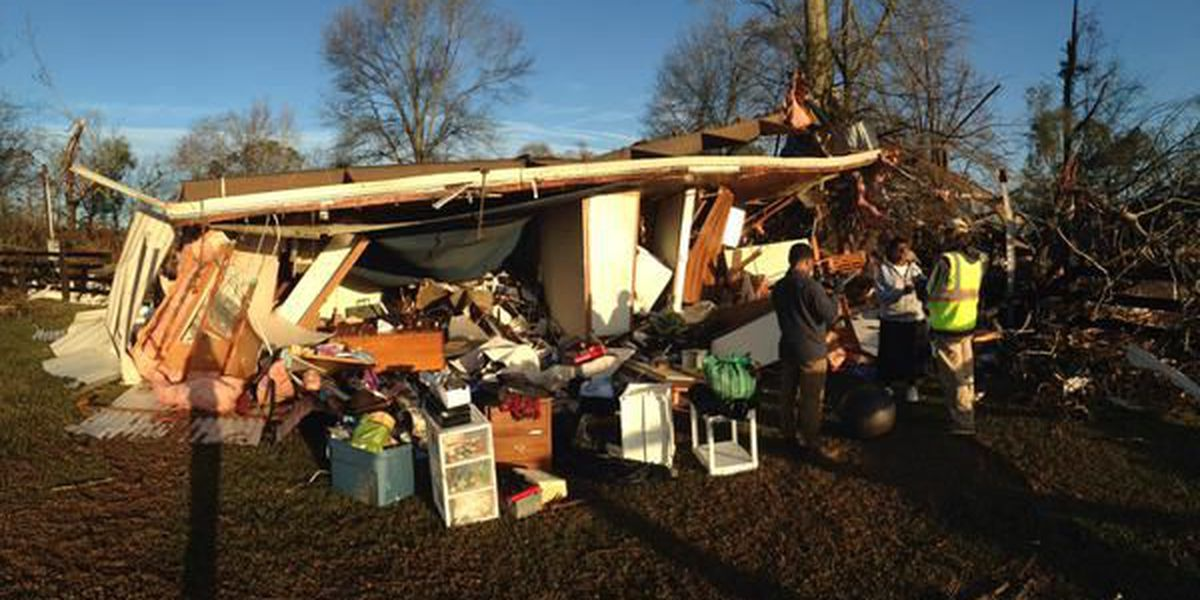 Foundation invites donations for tornado victims
