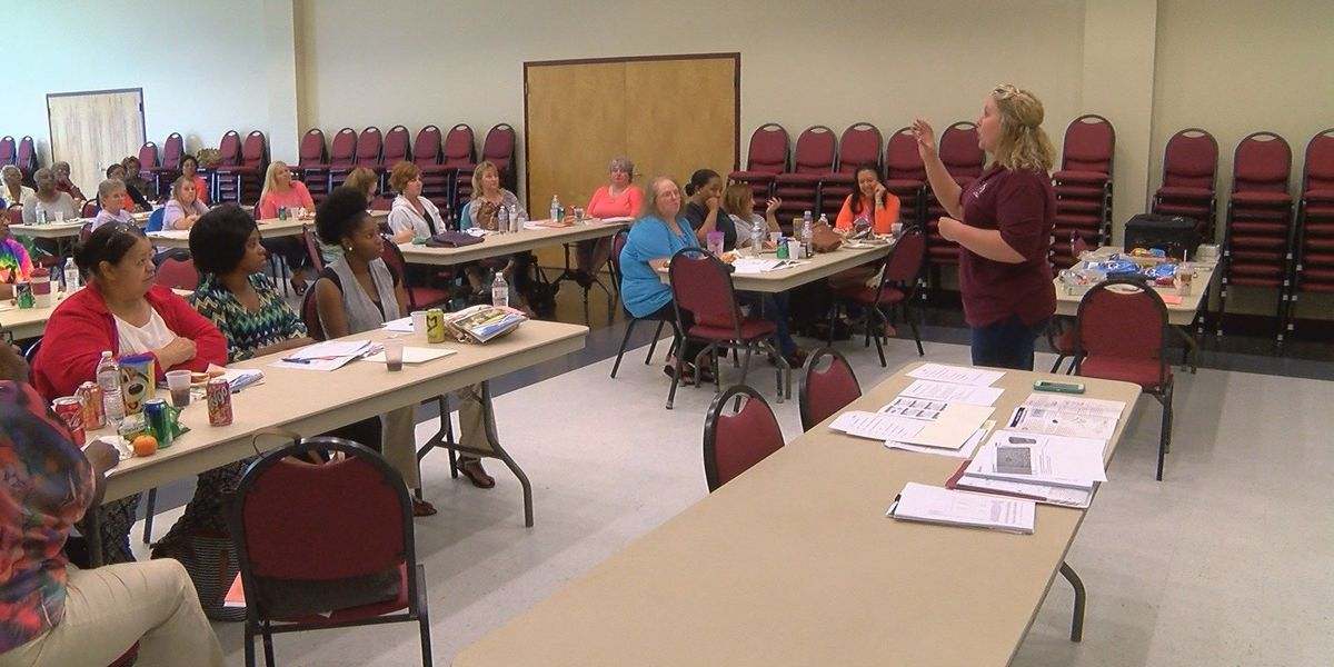 Child care specialists get crash course on home safety, security at JCJC