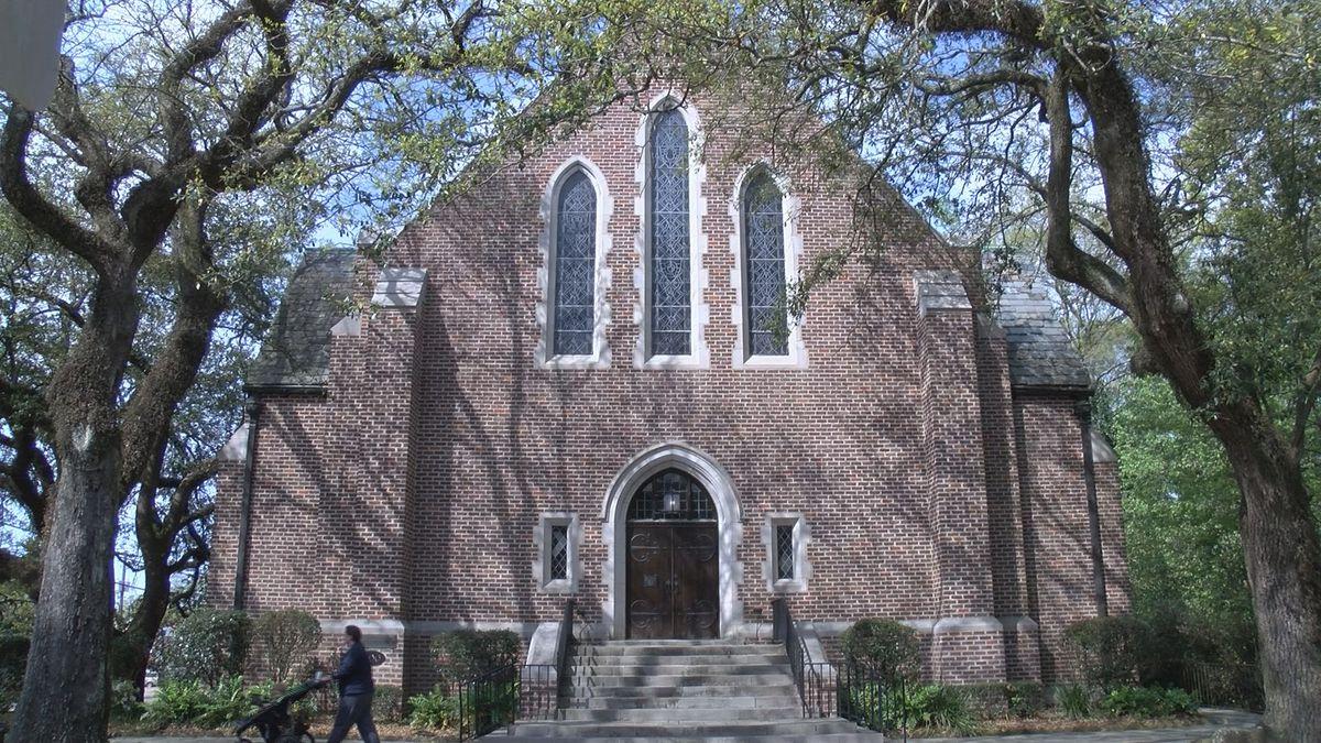 7 On the Road: First-Trinity Presbyterian Church