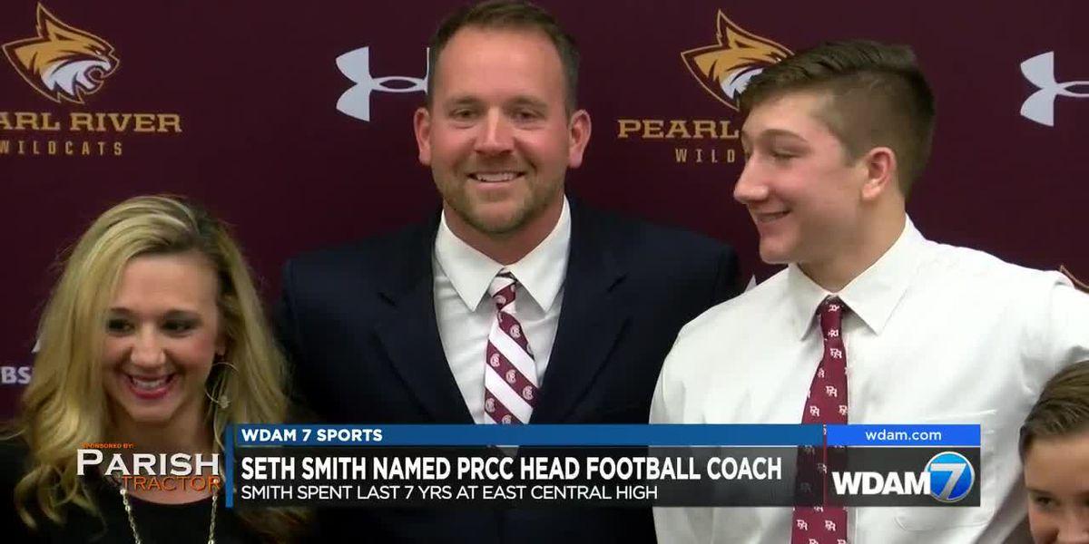 PRCC hires new football coach