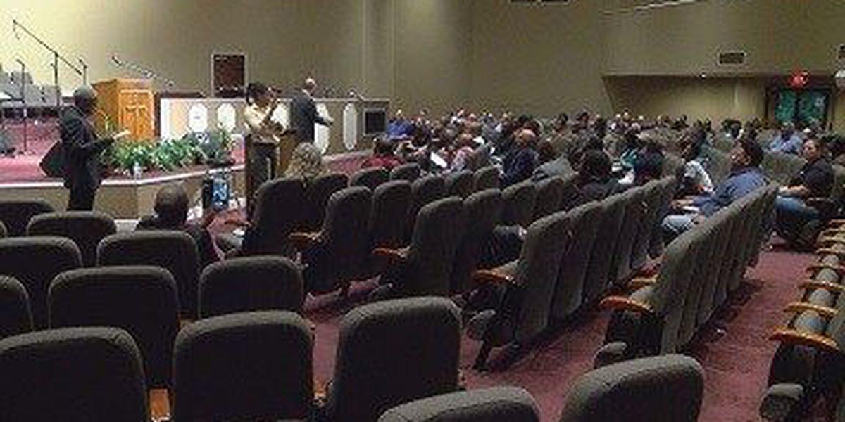 Hattiesburg church hosts tornado recovery town hall meeting