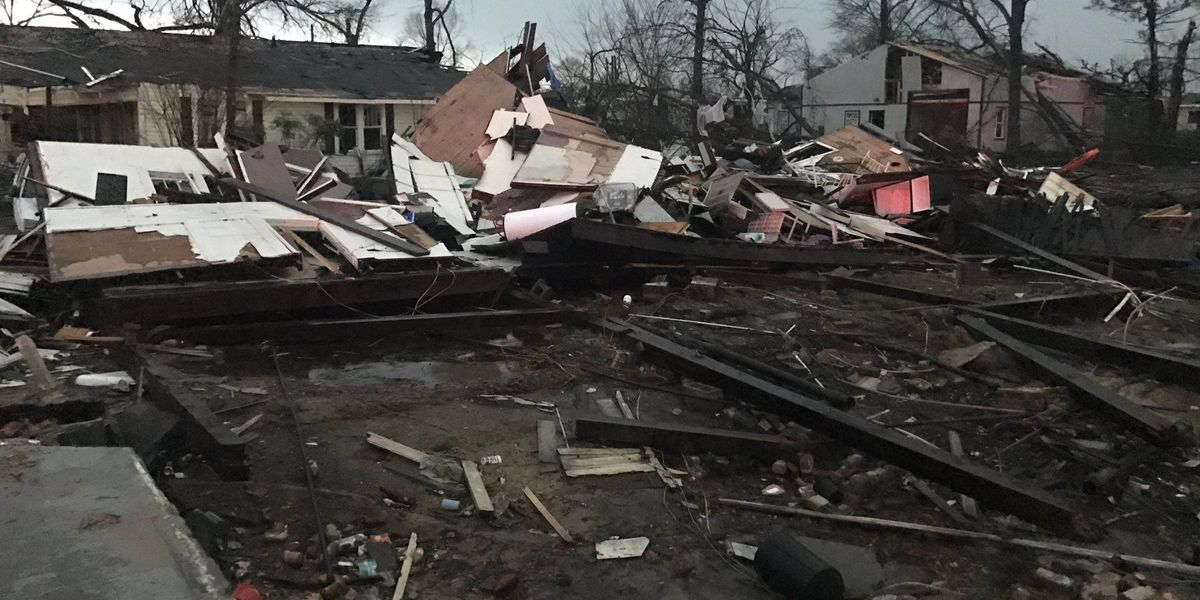 Trump signs disaster declaration for parts of MS