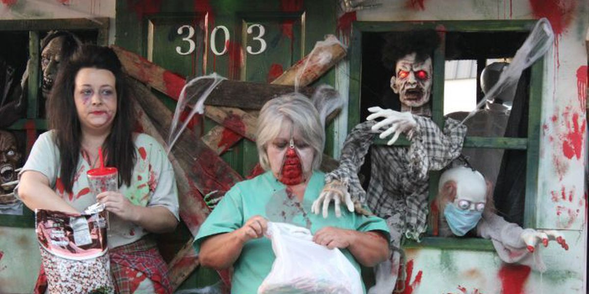PHOTOS: Hub City residents gather for 2016 Avenues Halloween Parade