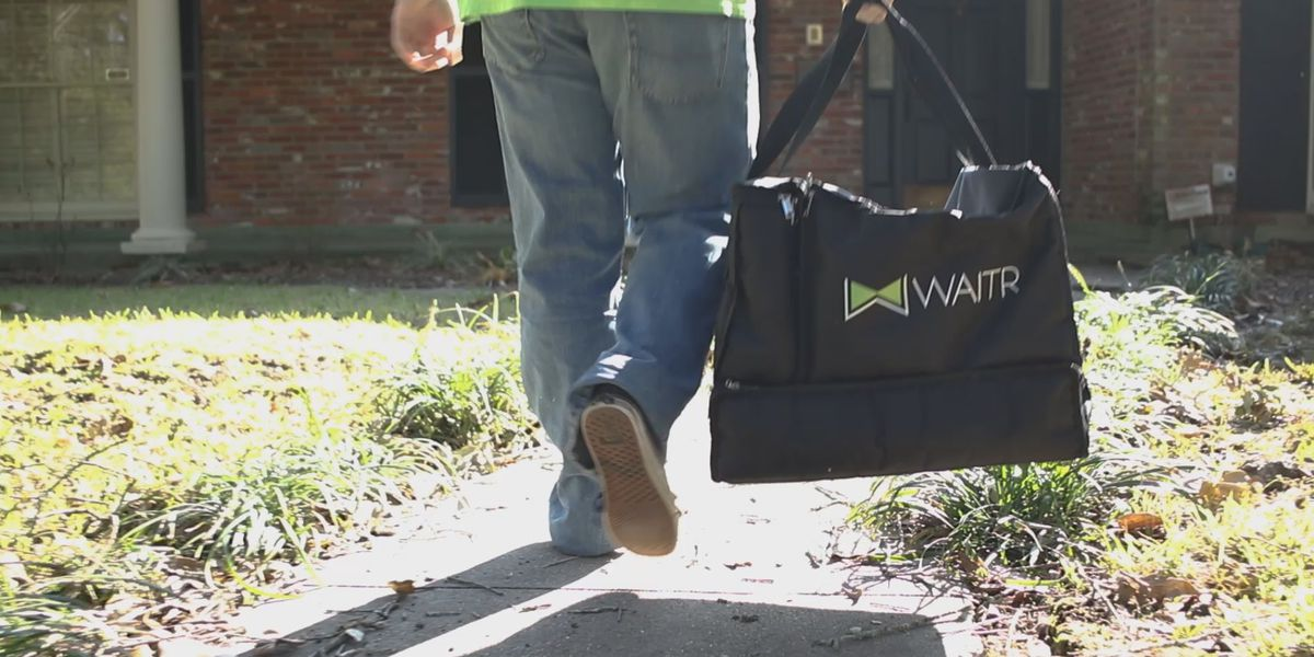 Waitr launches Thanksgiving food drive campaign