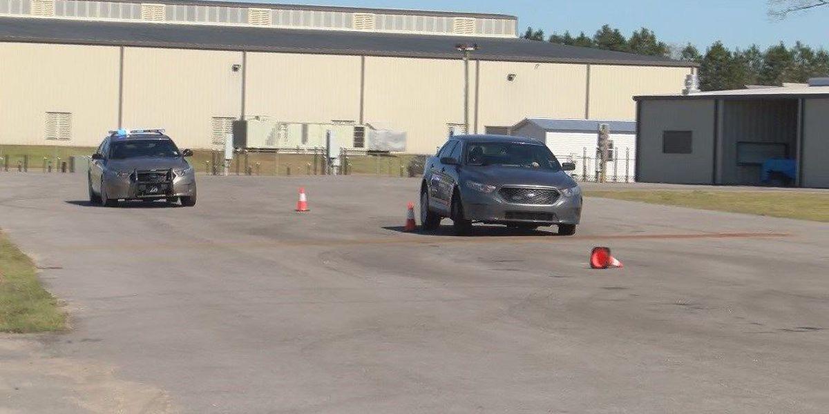 Jones County Sheriffs Department takes defensive driving program