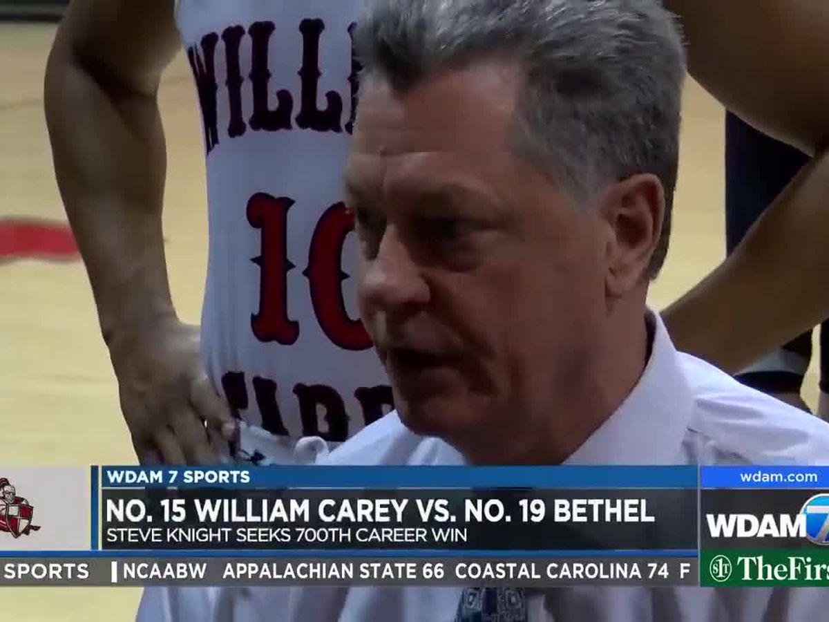 Steve Knight captures 700th career victory at William Carey