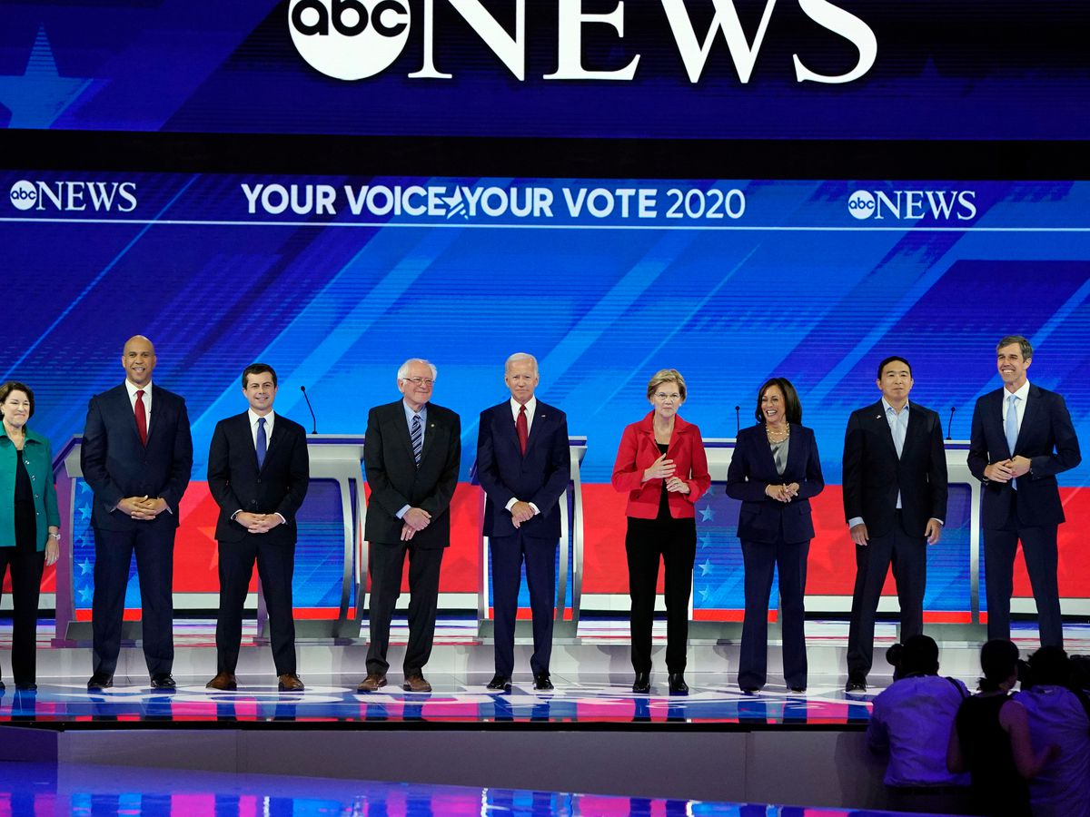 Democrats increase qualifying thresholds for November debate