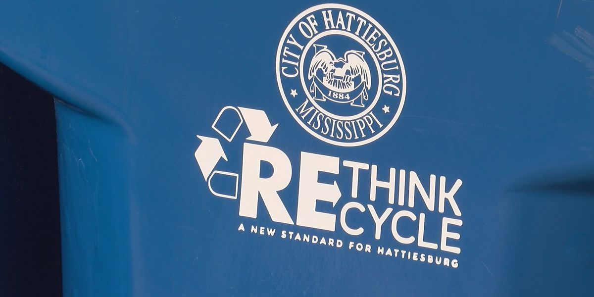 City of Hattiesburg approves contract with new recycling partner
