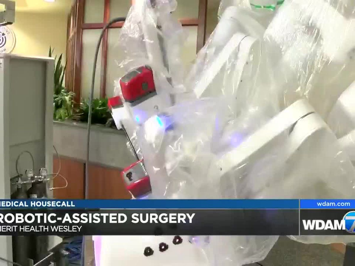 Merit Health Wesley offers new robotic-assisted surgery