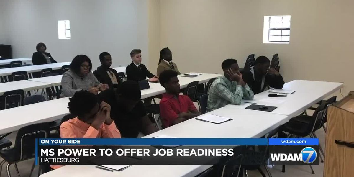 Pine Belt students participate in job readiness training